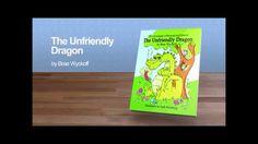 The Unfriendly Dragon Children's Book Promo