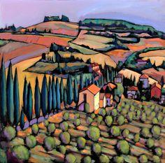 Olive Grove Tuscany