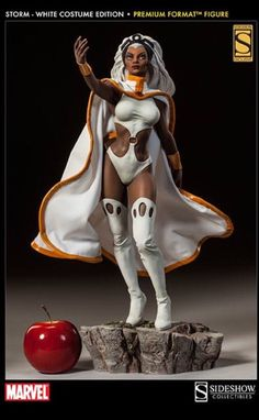 Sideshow Collectibles Storm White Costume Premium Format Statue MIB X Men | eBay