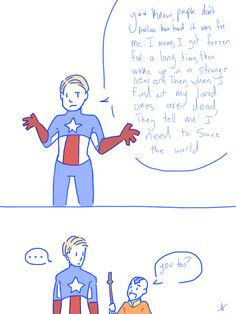 Avatar and Captain America.. not so different! No wonder I loved Captain America! @BBam04 @alizanquamrudin
