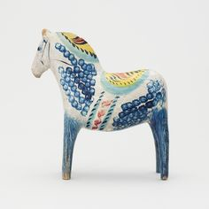 Dala horse, beginning of the 20th C.