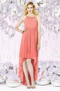 Social 8125 Bridesmaid Dress in Ginger from Weddington Way