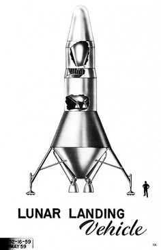 Pictorial Developmental History of the Lunar Lander Lunar Lander, Space Crafts, Space Projects, Aesthetic Space, Space And Astronomy, Space Program, Space Shuttle, Space Travel, Space Exploration