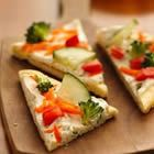 Easy Veggie Pizza Recipe
