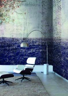 Wallpaper Art - Carta da Parati firmata Adriani e Rossi per Prime Home.