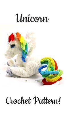 Unicorn Crochet pattern, Unicorn amigurumi Pattern, Amigurumi Unicorn Crochet, Unicorn crochet pattern, Unicorn crochet, Unicorn amigurumi, Unicorn Crochet unicorn, crochet Unicorn Amigurumi, Unicorn crochet toy, Unicorn amigurumi doll,