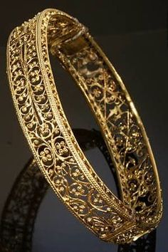 Antique Filigree Bracelet - fine jewelry stores, gold jewellery, fashion jewellery online *sponsored https://www.pinterest.com/jewelry_yes/ https://www.pinterest.com/explore/jewellery/ https://www.pinterest.com/jewelry_yes/body-jewelry/ http://www.racked.com/2016/1/27/10832966/kendra-scott-jewelry