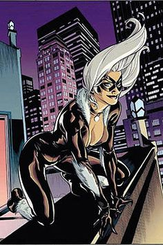 Felicia Hardy is the daughter of a world-renowned cat burglar. After suffering a traumatic event as a college freshman, she trained herself ...