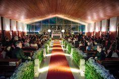 Decoração da cerimônia | flores brancas | Inesquecível Casamento | Casamento | Wedding | Decoração | Decoração de Casamento | Decor | Wedding Decor |  Wedding Decoration | Decoração da cerimônia | Ceremony Decoration
