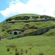 New Zealand...and Hobbiton! :)