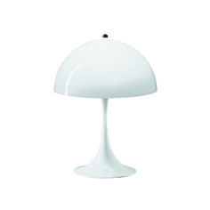 Louis Poulsen Panthella Table Lamp White, $758, now featured on Fab.
