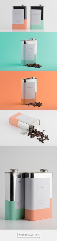 Wishbone Brew / Coffee Packaging
