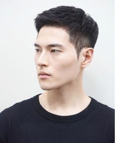 99 Fabulous Men Short Hairstyles Ideas For Thick Hair – Hair Styles Asian Men Short Hairstyle, Asian Man Haircut, Men Hairstyle Thick Hair, Korean Haircut Men, Men Haircut Short, Short Undercut, Men's Hairstyle, Hairstyle Ideas, Trendy Haircuts