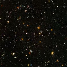 Hubble 'lost' light: NASA photo shows DEEPEST view into universe EVER