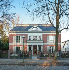 Haus Weyhe - freistehende Backstein Villa in Berlin Dahlem, Ralf Schmitz Immobilien