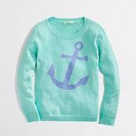Anchor Shirt! Cute.