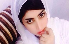 """Qandeel Baloch, famous for being the double of """"Kim Kardashian"""" - Tibba"""