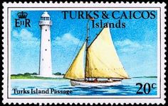 August 30 – Constitution Day in the Turks and Caicos Constitution Day, Lighthouse Art, British Indian Ocean Territory, Postage Stamp Art, Republic Day, Vintage Stamps, Turks And Caicos, Stamp Collecting, Mail Art