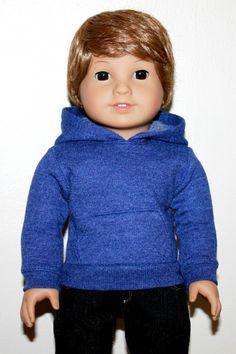 The Doll Wardrobe: L'arrivée de Archie