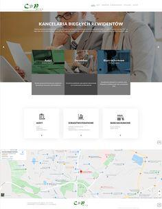 """Kancelaria Biegłych Rewidentów """"CDP"""" Sp. z o.o. - księgowość i finanse, biuro rachunkowe audyty finansowe  #design #website #webdesign #inspiration #biuro #rachunkowe #go#szczecin #financial Spin, Web Design, Website, Inspiration, Design Web, Biblical Inspiration, Website Designs, Site Design, Inhalation"""
