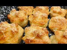 Sajtos pogácsa /TT/ - YouTube Spanakopita, Cooking, Ethnic Recipes, Youtube, Food, Kitchen, Essen, Meals, Eten