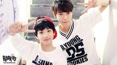 Jisung and Doyoung #SMROOKIES