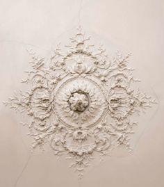 Fancy - Ceiling plaster decoration