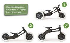 wishbonebike-recycled helemaal te gek!!