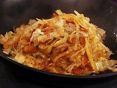Braised Cabbage from FoodNetwork.com