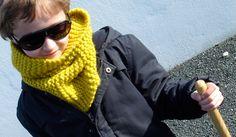les tricots de Granny: snood