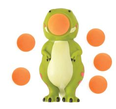 Dino Squeeze Popper - Hog Wild – Dinosaurs Galore. These are great for strengthening little hands, and so much fun! The laughter is infectious.