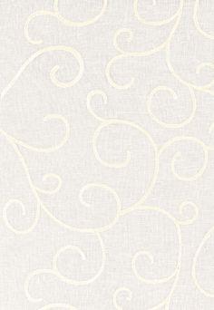 Adina Sheer Embroidery Cream Fabric SKU - 55981