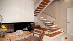 WHITE TREE living room (De Art-i-Chok)