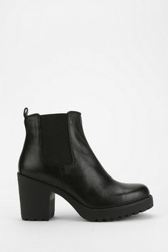 Vagabond |  Grace Heeled Ankle Boot