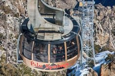 7 Fun Things to Do in Palm Springs - and a Few More: Palm Springs Tram (Aerial Tramway)