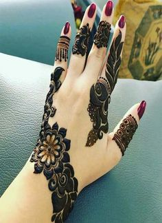 best mehndi design 2019 latest images simple mehndi designs pinterest