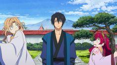 "-Akatsuki no Yona- Still happy, wait till 'something' unforgivable happened :"")"
