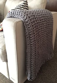 Ravelry: EASY BEGINNERS AFGHAN by Christine Rosen