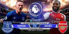 Everton vs Arsenal - Info Berita Dan Prediksi 22 Okt 2017