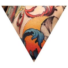 Cody Eich. Amazing artist and friend and all-around gentleman. I need more of his art on my body.