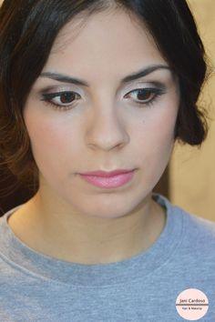 Maquilhagem para baile de finalistas *  Prom Makeup