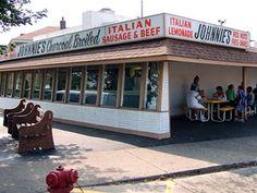 Hot Dog Place In Elmwood Park