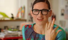 8 Reasons Jenna Lyons Is Just Like Us, and 8 Reasons She Isnt - Great Read!