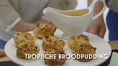 Heel Holland Bakt: Tropische broodpudding