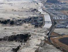 Japanese Tsunami, 2011, www.RevWill.com