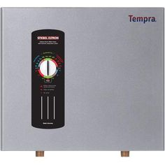 Stiebel Eltron Tempra 12 12.0 kW Whole Home Tankless Electric Water Heater  w = 419 d = 117 h = 368
