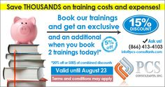 Customized Training - Designed. Developed. Delivered. For You!