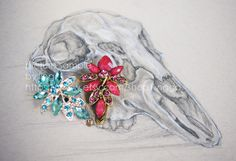 Drawing Old Style, Chinese Culture Hair Clip DIY Crafts available at my shop https://www.etsy.com/shop/Linggo