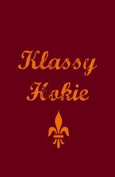 Get one that says Klassy Lobo