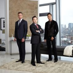 Watched this show for the first time today - Million Dollar Listing NY....the money people have! Can't wait until I get there!